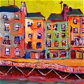 painting Ormond Quay thumbnail