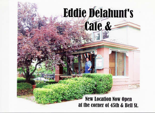Eddie Delahunts Cafe &