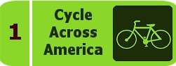Cycle Across America #1
