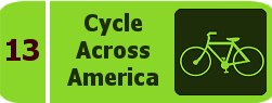 Cycle Across America #13