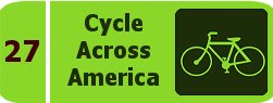 Cycle Across America #27