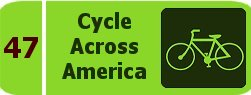 Cycle Across America #47