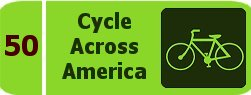 Cycle Across America #50