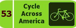 Cycle Across America #53