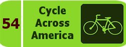 Cycle Across America #54