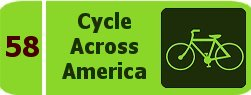 Cycle Across America #58