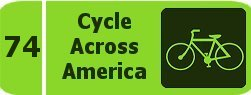 Cycle Across America #74