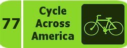 Cycle Across America #77