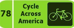 Cycle Across America #78