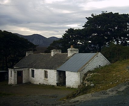 a neighbour's cottage