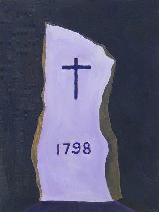 1798 Memorial Stone
