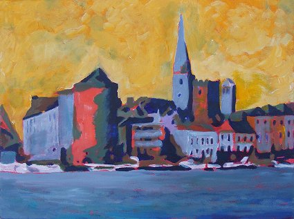 Painting of Waterford
