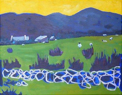 The Cottage, An Scolt, Derryreel, Falcarragh