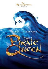 Pirate Queen Poster