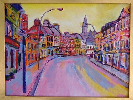 Irish Painting of Killarney, Kerry