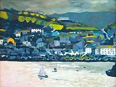 Kinsale III Painting