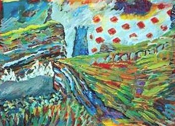 Painting of County Clare