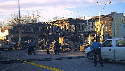 kennedys pub demolished