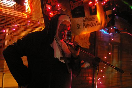 Sister Sheila in Hell