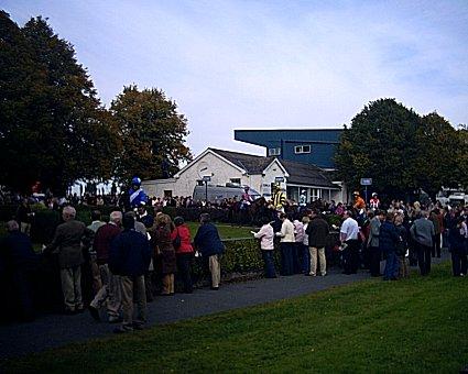 Clonmel parade ring