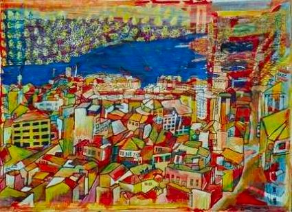 Painting: The Golden Horn