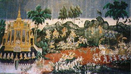 phnom penh mural